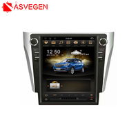 Factory Price!Android 6.0 Auto Car Navigation System And Reverse CameraWith 4G Radio Headrest Kenwood Car Audio For TOYOTA CAMRY