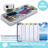 Sublimation Blank Phone Cover Case for iPhone 5 Case for Various Mobile Phone