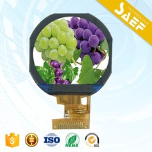 lcd circle 1.22 inch round tft lcd display 240*204 round lcd screen