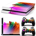 painting style decal for PS4 console for Playstation 4 Vinyl skin sticker