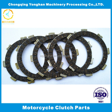 BAJAJ 100/Eterno motorcycle Clutch disc, Clutch friction plate with OEM quality
