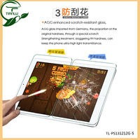 Laptop scratch protector 9H Tempered glass Screen Protector for ipad 2 3 4