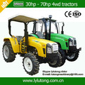 55hp 60hp 4x4 tractor with CE Certification