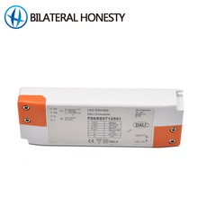 low THD high PF stable DALI Dimmable led Driver with dimming range 1-100% pass most certifications