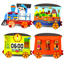 children toys new 2016 style Wall toys Train set