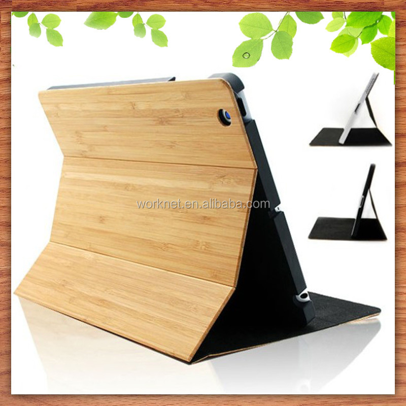 "Shenzhen factory full bamboo tablet PC case for Apple <strong>iPad</strong> pro 12.9"", 12.9 inch bamboo wooden cover case for <strong>iPad</strong> Pro"