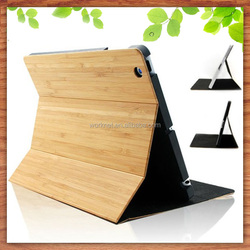 "Shenzhen factory full bamboo tablet PC case for Apple iPad pro 12.9"", 12.9 inch bamboo wooden cover case for iPad Pro"