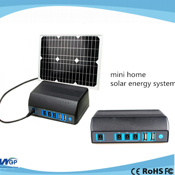 Best selling products solar power system solar light with lithium solar battery for home