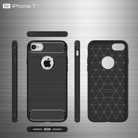 Factory price cheap carbon fiber ultrathin mobile phone case for Samsung S8 ,S8 PLUS