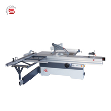 Cnc Panel Sliding Table Panel Saw MJ400L Wood Cutting Panel Saw Machine