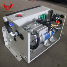 Tail lift hydraulic power pack hydraulic power unit from China