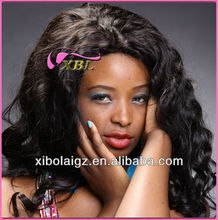 Crazy in America soft long lasting bleachable cheap virgin brazilian hair