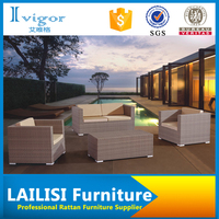 2015 Most popular outdoor furniture rattan sofa