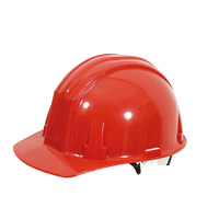 T090 CE EN397 & ANSI HDPE/ABS Material Comfort Protective Hat Adjustable Industrial Construction Safety Helmet