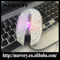 Wholesale colorful led mini game mouse,computer gaming mouse,wired mouse