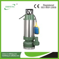 shifeng clean water pump dc motor pompa submersible