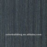 Black Wood Like Stone Tiles Mosaic Natural Raw Stone Tiles