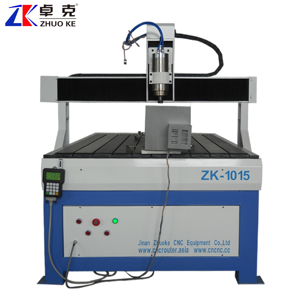 4 Axis DSP Control Wood Engraving Milling Machine 1000*1500mm With 2.2Kw Water Cooling Spindle ZK-<strong>1015</strong>