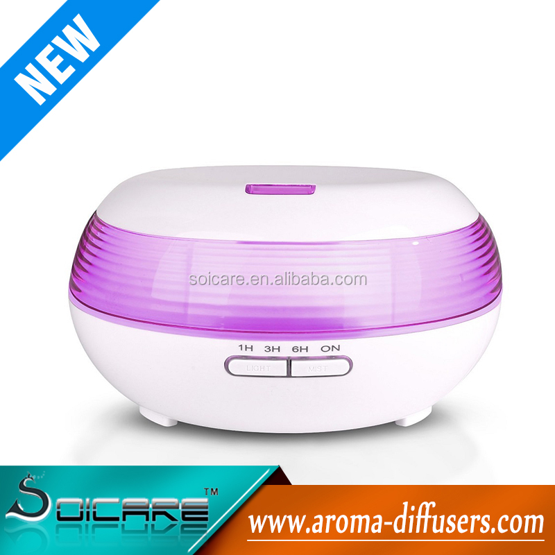 Wood grain 2017 <strong>best</strong> aromatherapy aroma ultrasonic humidifier essential oil diffuser