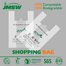 Manufacturer ANHUI JMSW China supplier Biodegradable winnie the pooh shopping bags