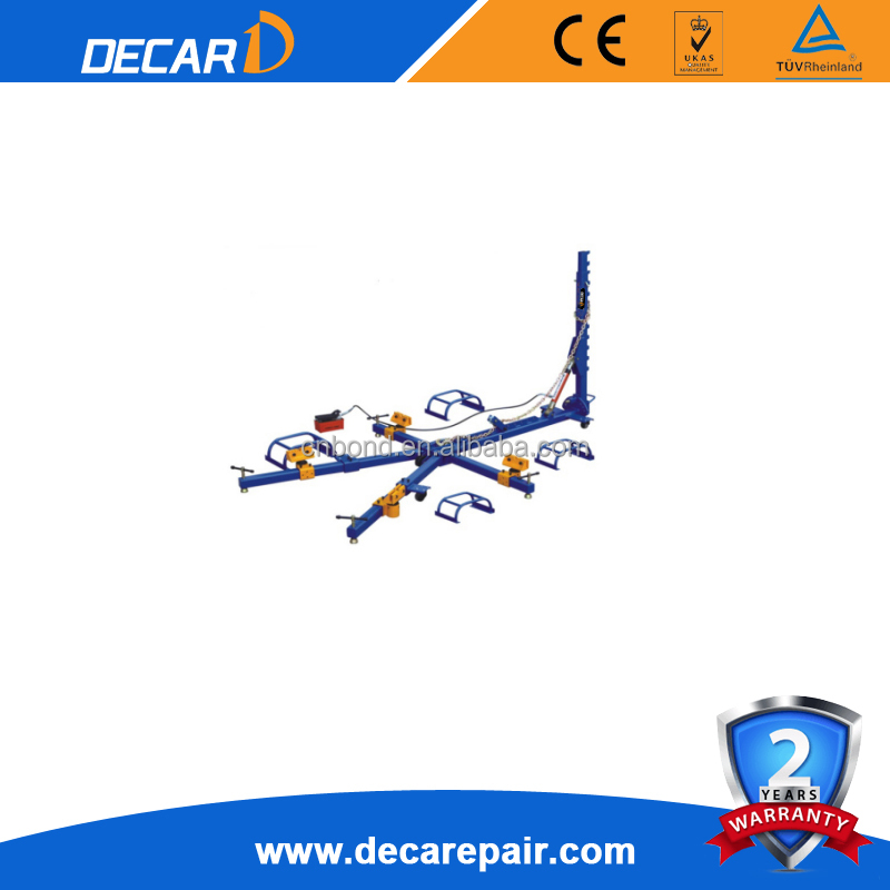 Chassis Straightening Bench/auto body frame machine/car bench