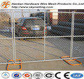 america and japan style temporary fence chain link temporary fence