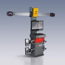 Battle-Axe automotive equipment 3d wheel alignment machine with good price for tyre alignment shop & car service center