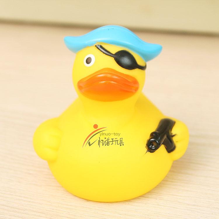 Eco-friendly Vinyl Toys Pirate Floating Bath Duck - Buy Vinyl Toy ...