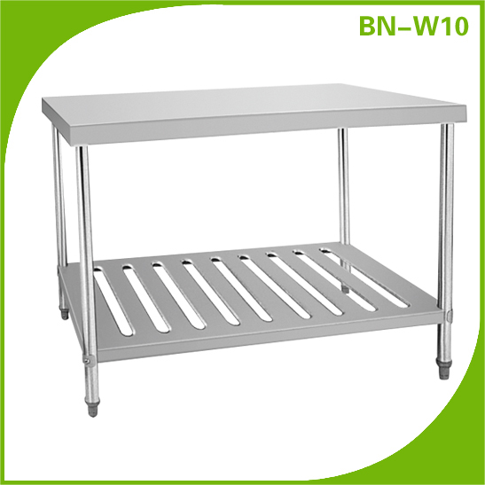 Factory work table,stainless steel working table,metal table frame
