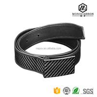 Top Quality Belt Man Carbon Fiber Belt with Carbon Fiber Buckle Hotsale in China