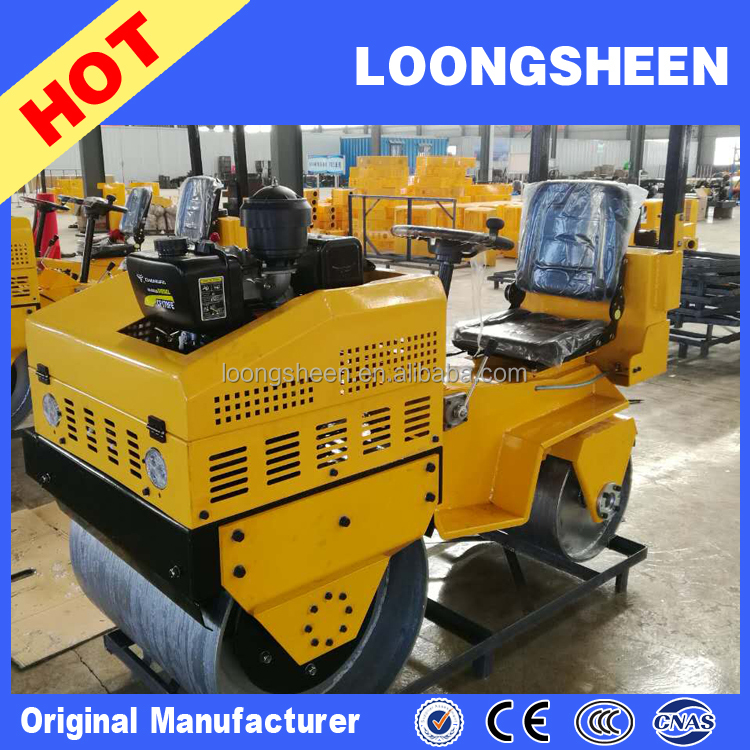 Double drum compact 1 ton roller used asphalt rollers for sale