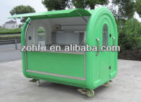 2014 New mobile food vending van for sale