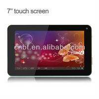 Hot sale 7 inch android 4.0 mid tablet games download with high quality