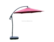 foldable outdoor banana umbrella hanging parasol umbrela garden umbrella