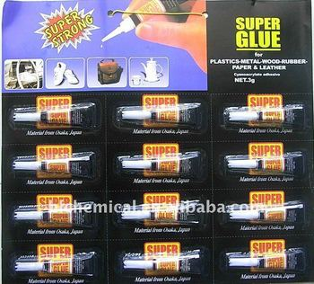 3g 502 super glue cyanoacrylate glue aluminum tube