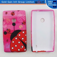 [GGIT] Mobile Phone Cover Case for Nokia N520, TPU Case for Nokia