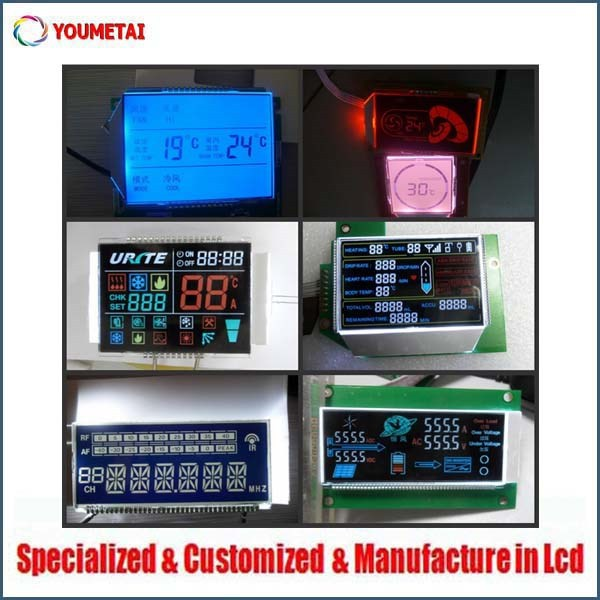 micro lcd screen ,Small size TN Liquid Crystal Display LCD