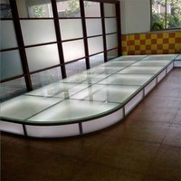 China Trade Fair Glass Exhibition Floor System