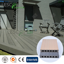 Fire-Proof Wood Plastic Composite Board,Hollow Tongue And Groove Composite Decking