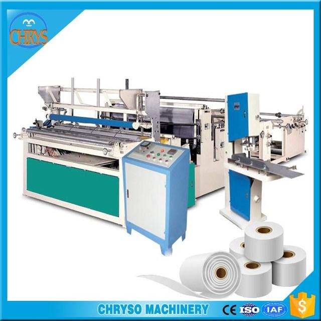 1092mm Paper slitter rewinder machine