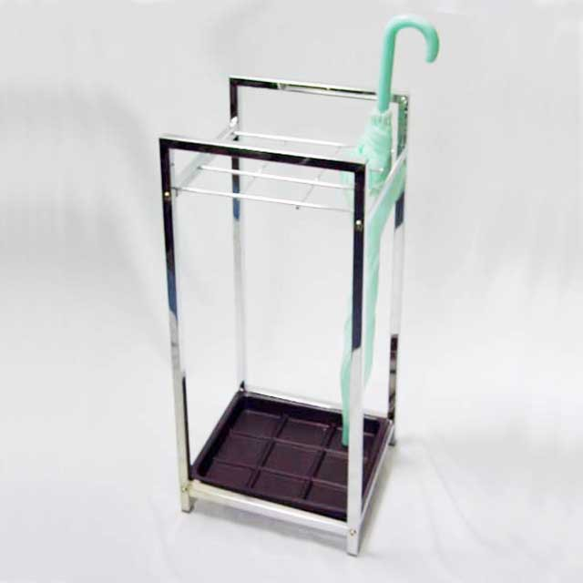 Super Quality Indoor Square Stainless Steel Umbrella Stand, View ...
