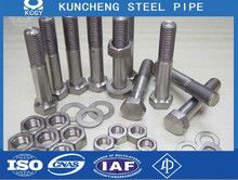 Inconel Alloy 718 Din 2.4668 nut and bolt