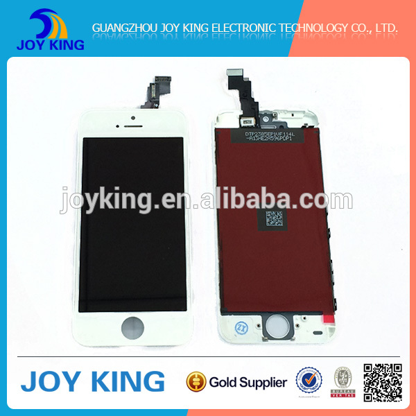 mobile phone touch screen lcd for iphone 5c display complete replacement