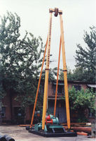 300 Meters Water Well Drilling Rig