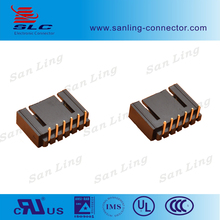 MX2.54mm right angle wafer wire to board pcb connector