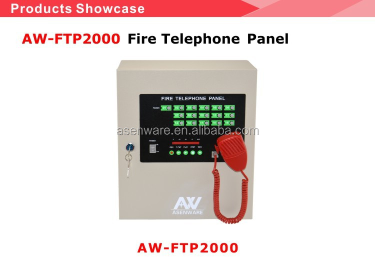 ASENWARE Fire Telephone Panel
