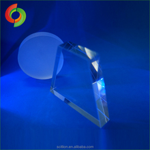 CaF2 scintillation crystal best price from factory
