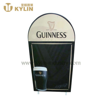 2017 Top fashion double-side outdoor blackboard for sale from China manufacturer