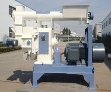 wood sawdust block making machine