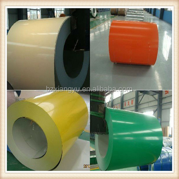 Pattern PPGI Coils for Decoration, Various Type, High Quality, Color Lasting